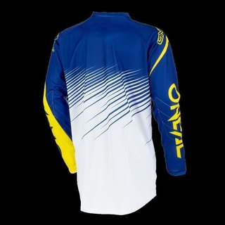 O`Neal ELEMENT Youth Jersey RACEWEAR blue/yellow