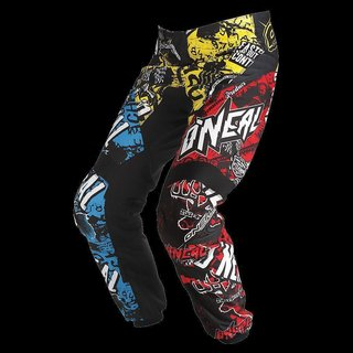 O`Neal ELEMENT Youth Pants WILD multi