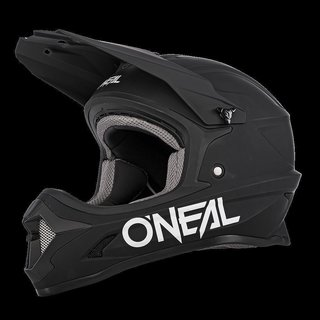 O´Neal 1SRS Youth Helmet SOLID black